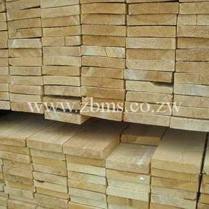 114 by 38 by 6m roofing timber