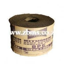Damp proof course 115mm dpc for sale 4.5 inch