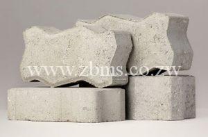 plain interlocking pavers bricks