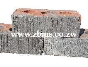 blue black wire brush face bricks for sale