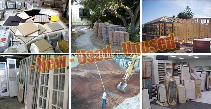 Excess And Left Over Building Materials Zimbabwe