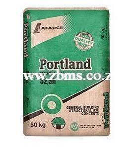 lafarge portland cement PC15 for sale in harare ruwa chitungwiza zimbabwe