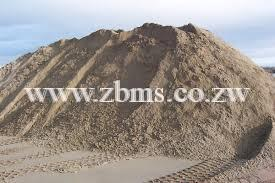pitsand sales harare ruwa chitungwiza