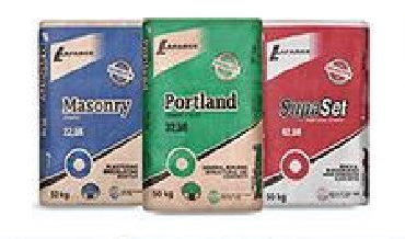 lafarge types of cement in harare. cement for sale