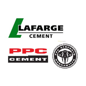 lafarge and ppc cement for sale Zimbabwe Building Materials Suppliers