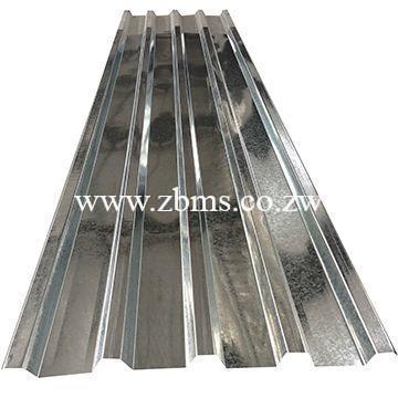 0 40mm Ibr Galvanized Roof Sheet Zimbabwe Building