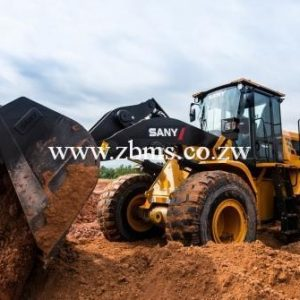 front end loader for hire on rental basis in Harare Zimbabwe