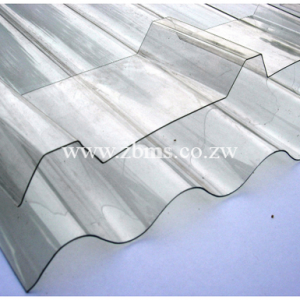 corrugated polycarbonate, translucent and fibre glass roofing sheets for sale in Zimbabwe Building Materials Suppliers