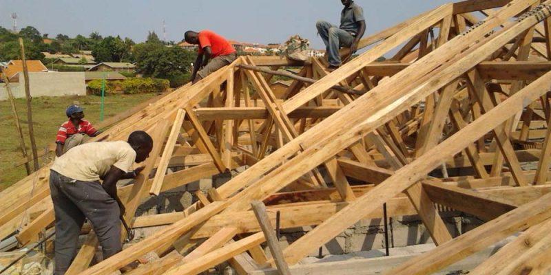 types of roofing materials - sheets, nails, timber harare ruwa chitungwiza norton