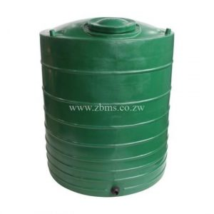 2500 water tanks for sale harare plastic
