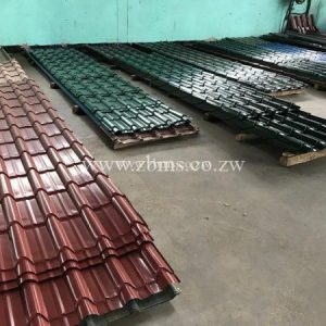 qtile roofing sheets for sale zimbabwe